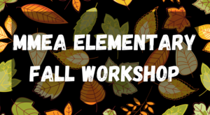 Elementary Fall Workshop