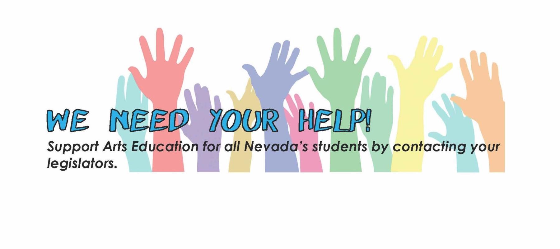 We need your help